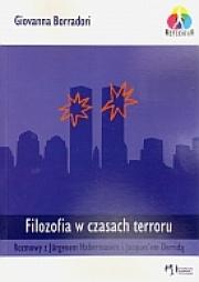 Okładka - Filozofia w czasach terroru