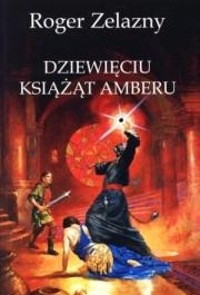 Ok�adka - Dziewi�ciu ksi���t Amberu