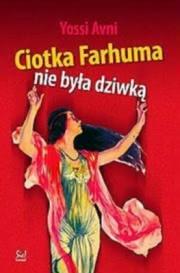 Okładka - Ciotka Farhuma nie była dziwką