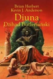 Ok�adka - Diuna. D�ihad Butleria�ski