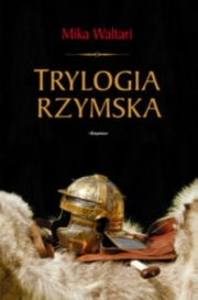 Okładka - Trylogia rzymska