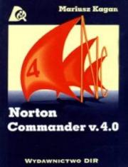 Ok�adka - Norton Commander v. 4.0.