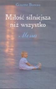 Ok�adka - Mi�o�� silniejsza ni� wszystko. Mona