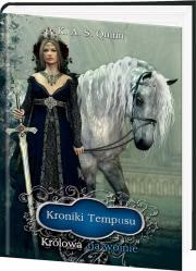 Ok�adka - Kroniki Tempusu 2. Kr�lowa na wojnie