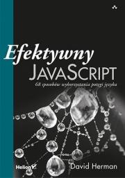 Ok�adka - Efektywny JavaScript. 68 sposob�w wykorzystania pot�gi j�zyka