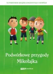 Ok�adka - Podw�rkowe przygody Miko�ajka