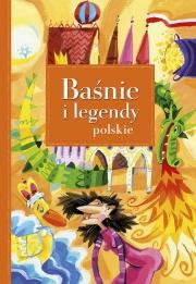 Ok�adka - Ba�nie i legendy polskie