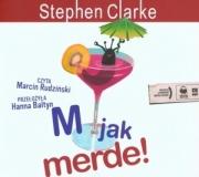 Ok�adka - M jak merde. Audiobook