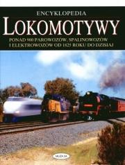 Ok�adka - Lokomotywy. Encyklopedia