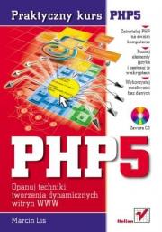 Ok�adka - PHP5. Praktyczny kurs