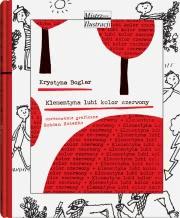 Ok�adka - Klementyna lubi kolor czerwony