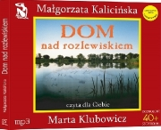 Ok�adka - Dom nad rozlewiskiem. Audiobook
