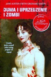 Ok�adka - Duma i uprzedzenie i zombi