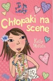 Ok�adka - Ch�opaki na scen�
