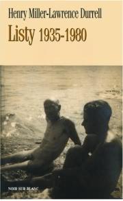 Okładka - Listy. 1935-1980