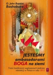 Ok�adka - Jeste�my ambasadorami Boga na ziemi
