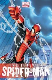Ok�adka - Superior Spider-Man. Ostatnie �yczenie