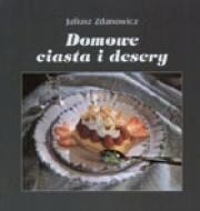 Okładka - Domowe ciasta i desery
