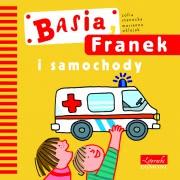 Ok�adka - Basia, Franek i samochody