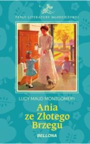 Okładka - Ania ze Złotego Brzegu