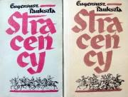 Ok�adka - Strace�cy