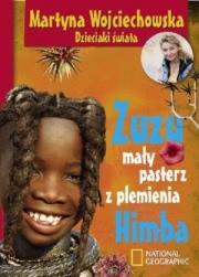 Ok�adka - Zuzu, ma�y pasterz z plemienia Himba