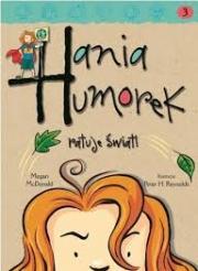 Ok�adka - Hania Humorek ratuje �wiat