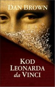Okładka - Kod Leonarda da Vinci