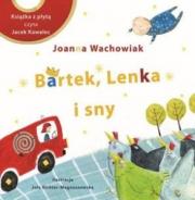 Okładka - Bartek, Lenka i sny