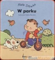 Ok�adka - W parku. Ma�e s��wka