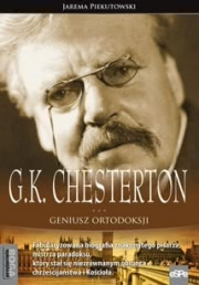 Ok�adka - G.K. Chesterton. Geniusz ortodoksji