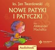 Okładka - Nowe patyki i patyczki. Audiobook