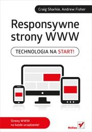 Ok�adka - Responsywne strony WWW. Technologia na start!
