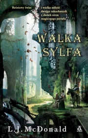 Okładka - Walka Sylfa