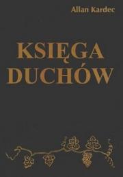 Ok�adka - Ksi�ga duch�w