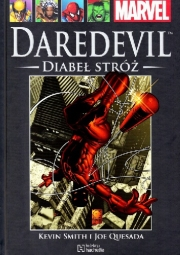 Okładka - Wielka Kolekcja Komiksów Marvela - 47 - Daredevil: Diabeł Stróż