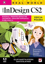 Ok�adka - Real World Adobe InDesign CS2. Edycja polska