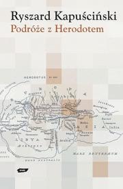 Okładka - Podróże z Herodotem