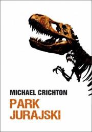 Okładka - Park Jurajski. Jurassic Park