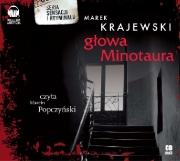 Ok�adka - G�owa Minotaura. Audiobook