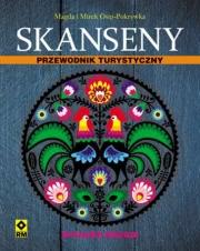 Okładka - Skanseny - przewodnik turystyczny