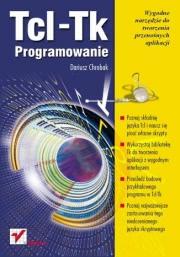 Okładka - Tcl-Tk. Programowanie