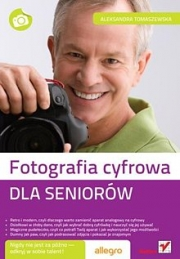 Ok�adka - Fotografia cyfrowa. Dla senior�w
