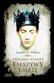 Okładka -  Fałszywy książę