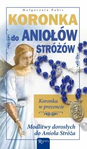 Ok�adka - Koronka do Anio��w Str��w