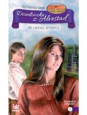Okładka - Dziedziczka z Alvestad tom.8. W cieniu śmierci