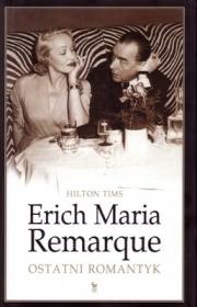 Ok�adka - Erich Maria Remarque. Ostatni romantyk