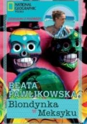 Okładka - Blondynka w Meksyku