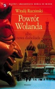 Ok�adka - Powr�t Wolanda albo nowa diaboliada