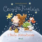 Okładka - Cecylka Knedelek i Boże Narodzenie